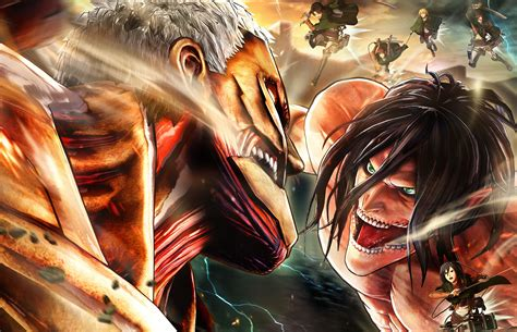 Attack On Titan 09 attack on titan 2 a few more details and pictures