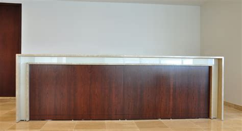 arnold reception desks arnold reception desks inc custom prismo
