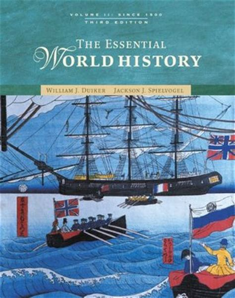 2 world history volume ii since 1500 books the essential world history volume ii since 1500 by