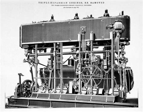 expansion steam engine diagram ss mooltan 1861