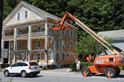 vermont house vermont house wilmington vt momaney painters