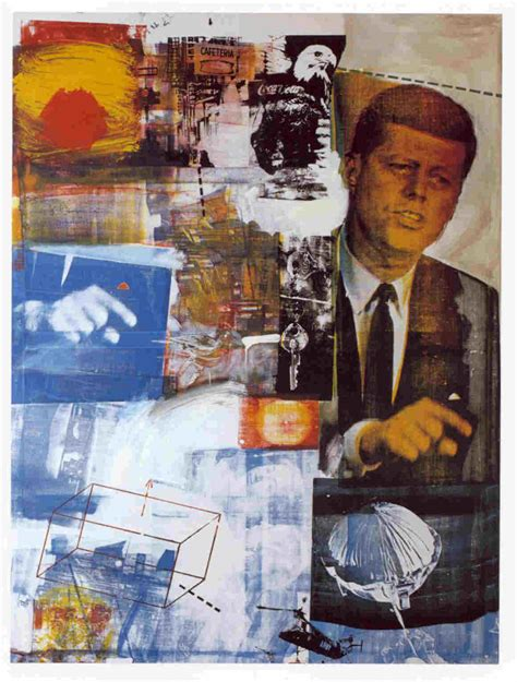 day forty nine robert rauschenberg an empty canvas is full day of the artist