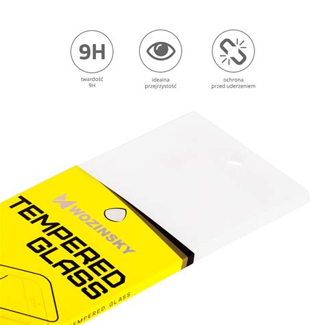 Tempered Glass Lg X Power wozinsky tempered glass 9h pro screen protector lg x