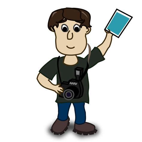 Photographer Clipart clipart boy photographer