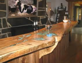 44 reclaimed wood rustic countertop ideas interior