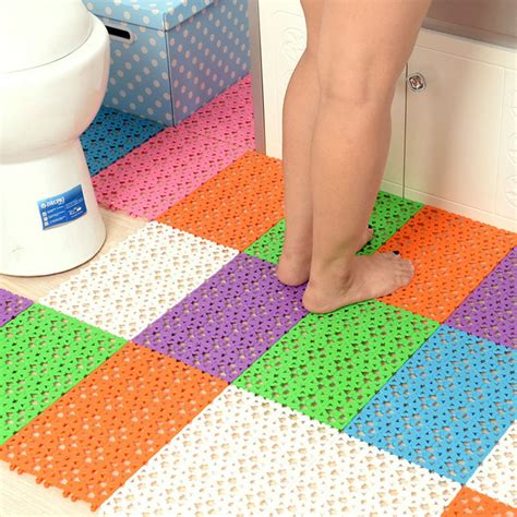 Non Slip Rubber Floor Mats by Popular Rubber Flooring Bathroom Buy Cheap Rubber Flooring