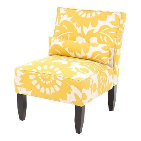 yellow patterned slipper chair 1000 images about bold large florals on pinterest