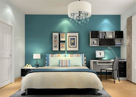 best room decor teal bedroom ideas with many colors combination