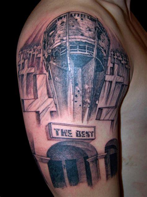 gandalf tattoo vodotoranj  vukovaru