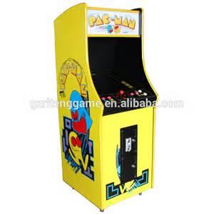 cheap arcade cabinet 60 in 1 pacman arcade upright arcade machine cabinet cheap