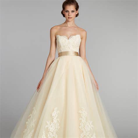 light yellow dress light yellow wedding dress imgkid com the image