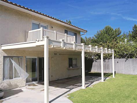 solid vinyl patio covers vinyl patio covers solid patio covers los angeles ca buy gates simi valley valencia gates