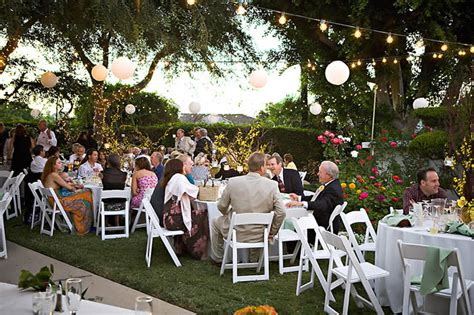 Planning A Backyard Wedding On A Budget by Triyae Simple Backyard Bbq Wedding Ideas Various
