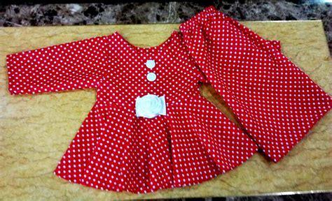 Belajar Menjahit Baju Kurung Baby belajar jahit baju kurung peplum kanak kanak