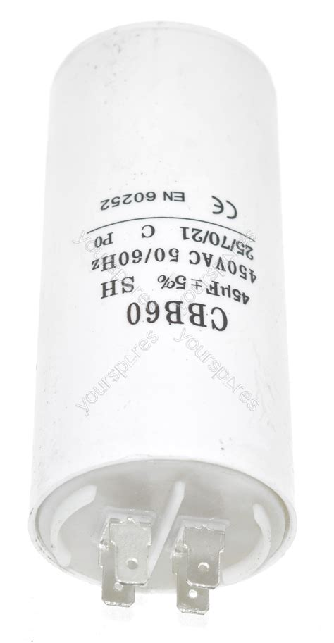 appliances that uses capacitor start motor universal 45uf microfarad appliance motor start run capacitor 11 ca 45 by ufixt