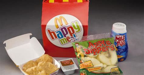 Mcdonald S One Summer Toys did mcdonald s happy meal changes lead to eat better cbs news