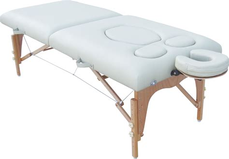 bed massager china portable massage bed for pregnant women pw 002