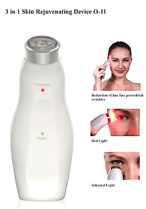 light therapy devices for skin review before after photos zensation 3 in 1 skin