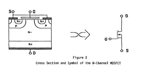 transistor fet npn npn mosfet