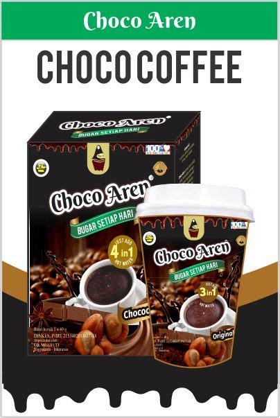 Obat Herbal Alami Choco Aren Rasa Original Original Asli choco aren mbah uti rasa choco coffee toko muslim title
