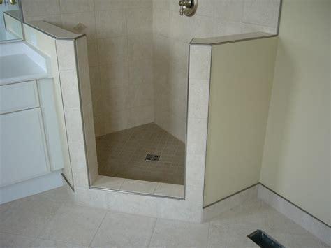 bathroom tile trim schluter tile edge roselawnlutheran