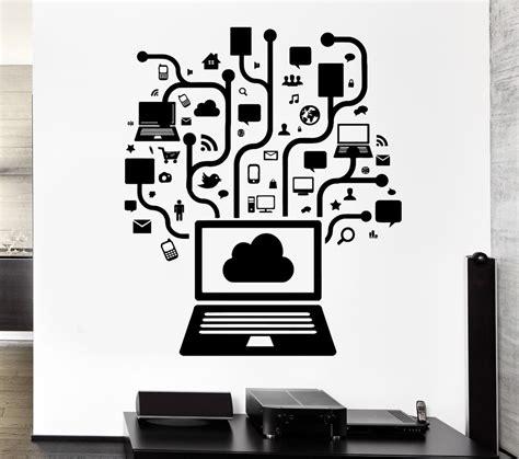 Fathead Wall Murals wall decal computer online social network gamer internet