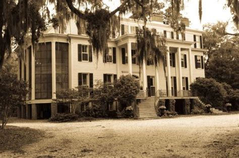wormsloe plantation house wormsloe built circa 1820 in chatham county georgia