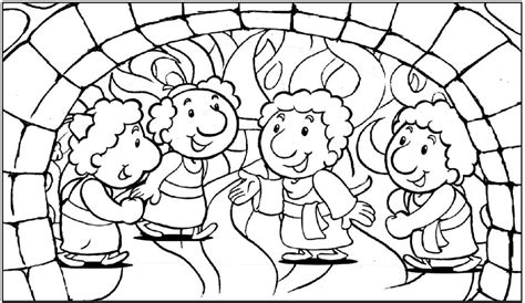 Daniel 6 Coloring Pages by Daniel Coloring Pages Bible Printables The Prophet For