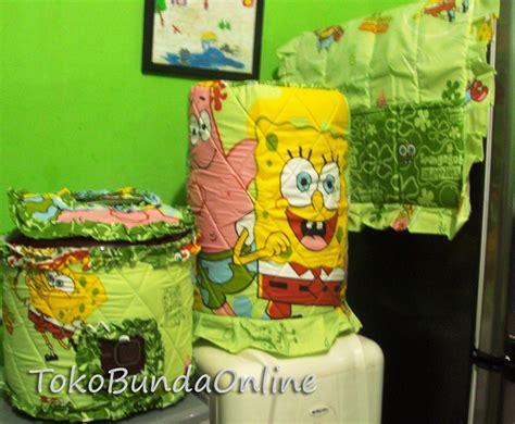 Gkm Set Ready Hari Ini 5 detail produk tutup galon kulkas dan magic gkm spongebob hijau toko bunda