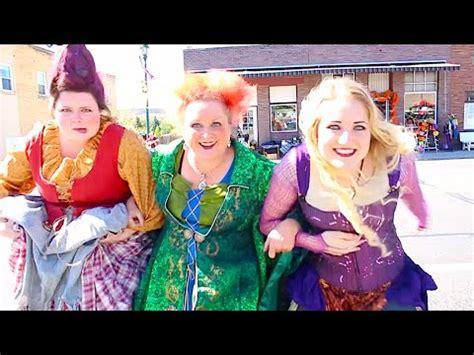 sanderson sisters house hocus pocus sanderson sisters are back youtube