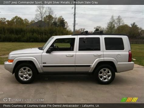 jeep commander silver lifted pin 2007 jeep commander lifted on pinterest