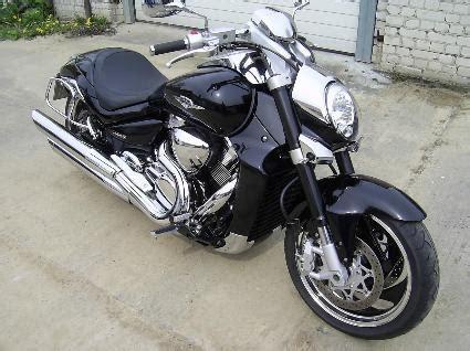 Motorradvermietung Oranienburg by Umgebautes Motorrad Suzuki Intruder M1800r Von Motorrad