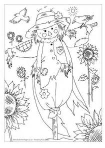 kawaii witches autumn coloring book an autumn coloring book for adults japanese anime witches cats owls fall festivities books scarecrow colouring page 3