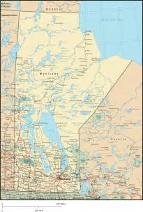 map of manitoba canada manitoba pictures