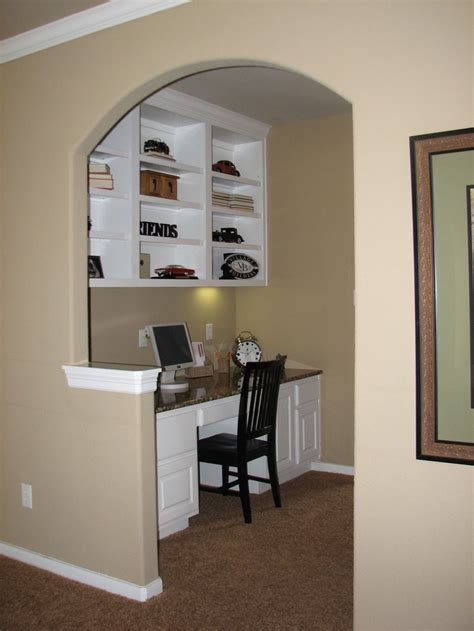 desk area built in desk area decoration ideas