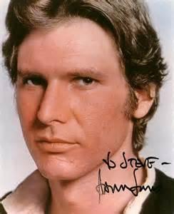 harrison ford psa autographfacts