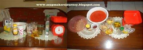 Timbangan Kue Biasa membuat sabun alami herbal 2