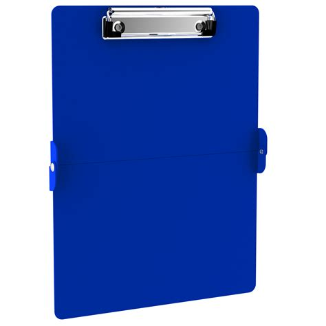 blue clipboards