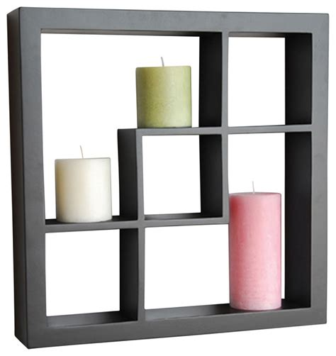 welland display cube shelf wall floating shelving