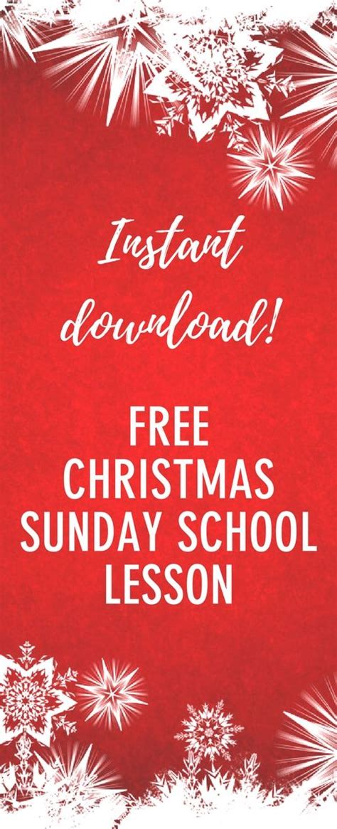 134 best christmas ideas for sunday school images on