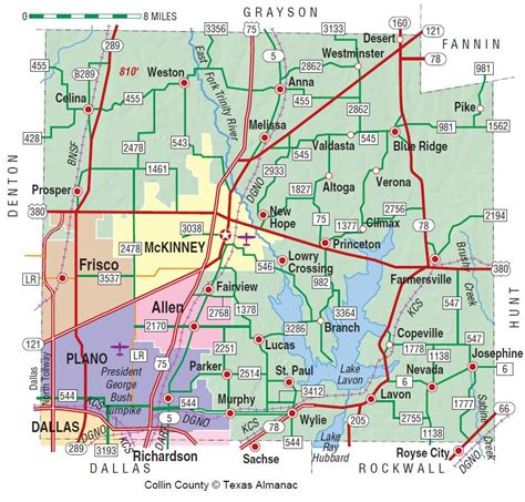 Collin County Real Property Records Collin County Map My