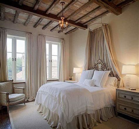 rustic chic master bedroom stylish canopy beds inspiration for your bedroom