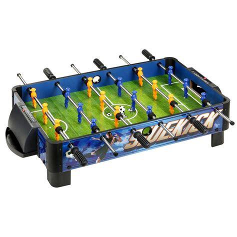 Foosball Table Top by Hathaway Sidekick 38 In Table Top Foosball Bg1028t The