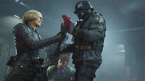 wolfenstein ii the new acheter wolfenstein ii the new colossus steam