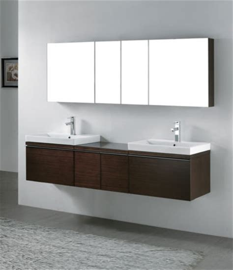 Floating Bathroom Cabinets Floating Bathroom Vanities Contemporary Bathroom Vanities And Sink Consoles New York By