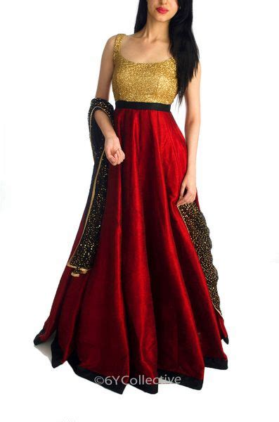 floor length ghera gown 17 best images about indo western on bridal