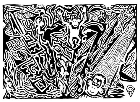 Coloring Pages Hard Mazes Free Printable Mazes Medium Cool Mazes To Print Printable Cool Cool Pictures To Print