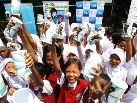 Xuping Anak 10 11 citi indonesia ajarkan anak anak sd keuangan