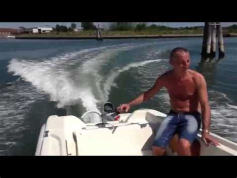 fast homemade boat motor electric boat with motor huracan easy pod go very fast