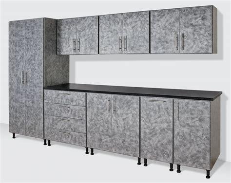 Garage Cabinets White Melamine Melamine Garage Cabinets